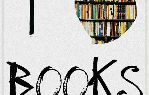 Volim knjige