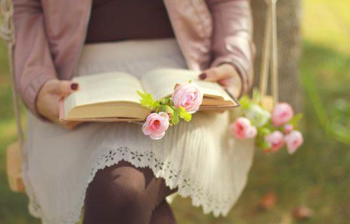 Knjiga i cvijet
