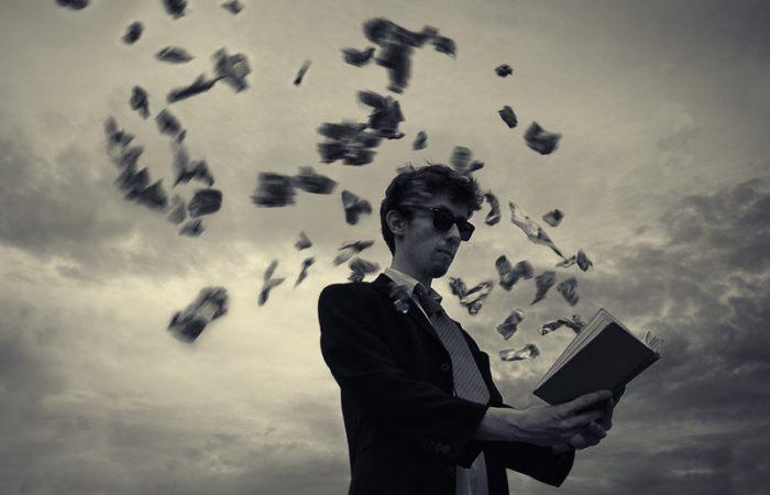 Knjiga i vjetar